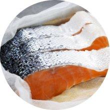 他の写真3: 丸小鮮魚店 サーモンの西京漬け・鱈の親子漬けセット
