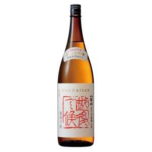 八海山越後で候純米大吟醸1800ml