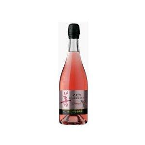 岩の原ワイン善スパークリングロゼ