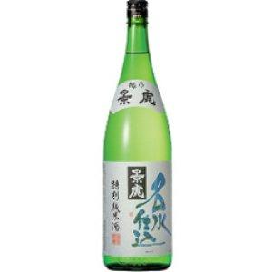 越乃景虎名水仕込み特別純米酒