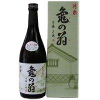 清泉亀の翁純米大吟醸
